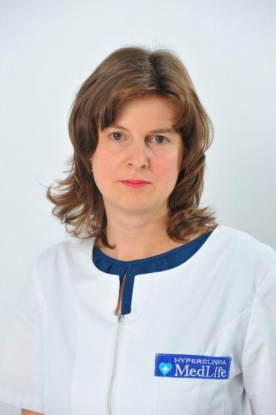 Dr. Gruia Adriana - Maria