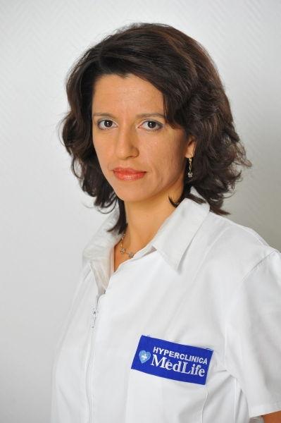 Dr. Muntean Andreea Sanda - Hyperclinica MedLife Grivita