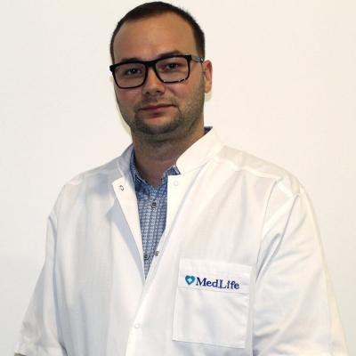 Dr. Arhire Adrian - Hyperclinica MedLife Braila