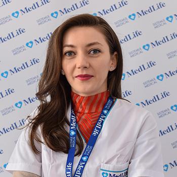 Dr. Cheregi Amalia - Hyperclinica MedLife Oradea