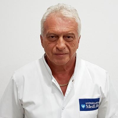 Dr. ROHAN CALIN - Hyperclinica MedLife Grivita