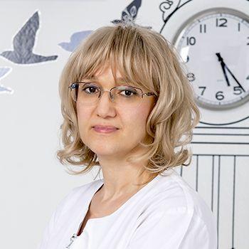 Dr. Milicescu Mihaela-Florica