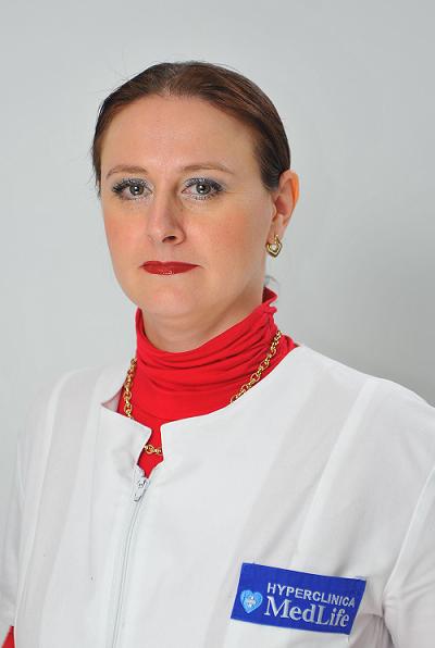 Dr. Gheorghe Adina - Elena