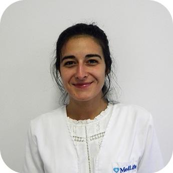 Dr. Bescuca Anca - Hyperclinica MedLife Cluj