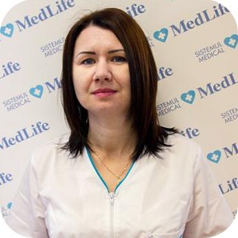 Dr. Fodor Izabella - Hyperclinica MedLife Genesys