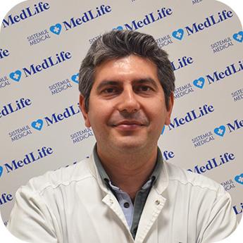 Dr. Moraru Marcel Petru - Hyperclinica MedLife Genesys