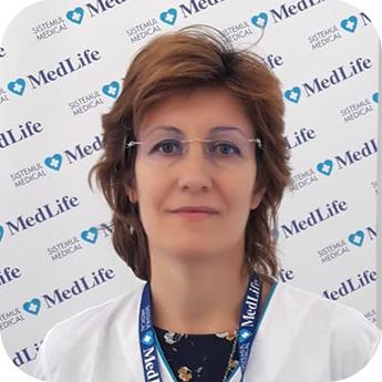 Dr. Nicoara Maria - Hyperclinica MedLife Oradea