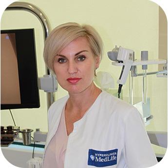 Dr. Petcu Bianca - HyperClinica MedLife Timisoara