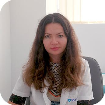 Dr. Petrovici Elena - Hyperclinica MedLife Constanta