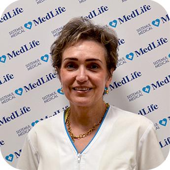 Dr. Serban Mariana Antoaneta - Hyperclinica MedLife Genesys