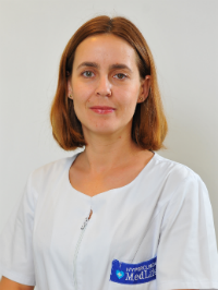 Dr. Avram Popa Mihaela - Hyperclinica MedLife Berceni