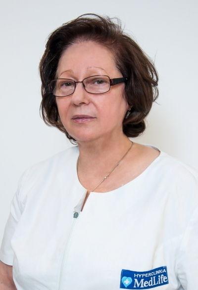 Dr. Marcu Cristescu Mihaela - Spitalul de Pediatrie MedLife Bucuresti
