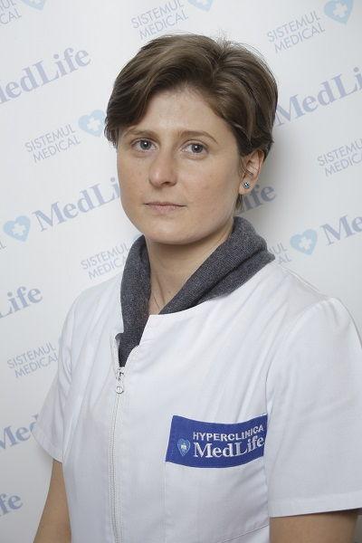 Dr. Popa Oana Irina - Hyperclinica MedLife Grivita