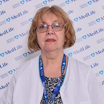 Dr. Saupe Marioara - Hyperclinica MedLife Oradea