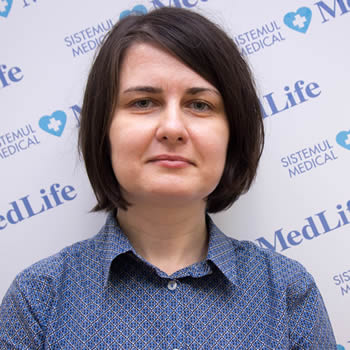 Dr. Vesa Damaris - Hyperclinica MedLife Genesys Titulescu