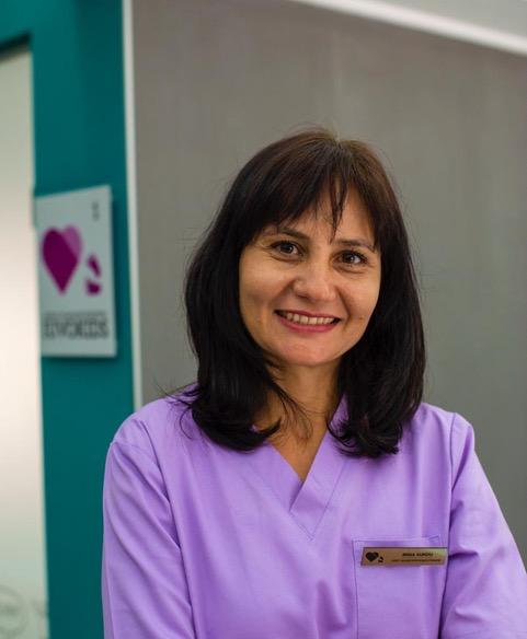 Dr. Irina Surdu